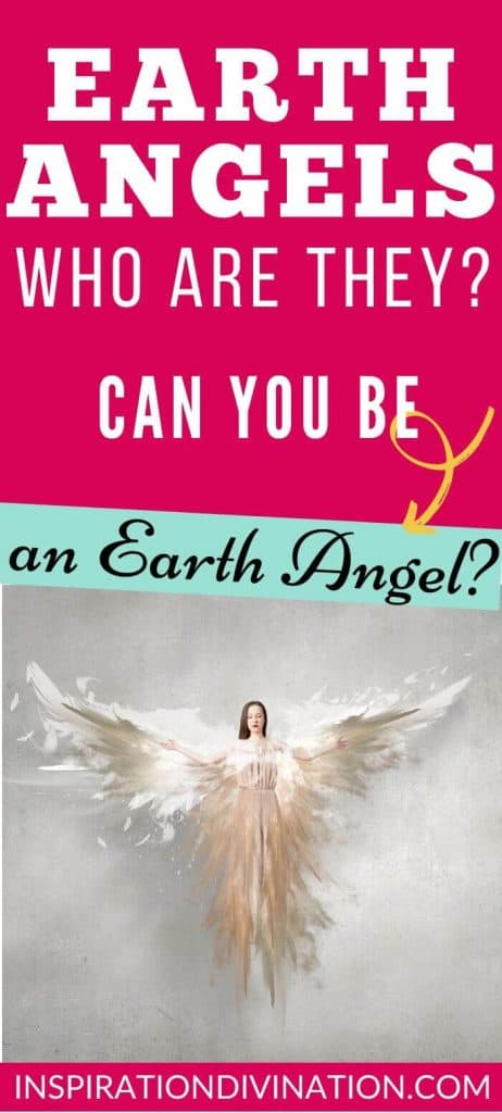 Earth Angels are walking our Planet between us. Can you be an Earth Angel?
