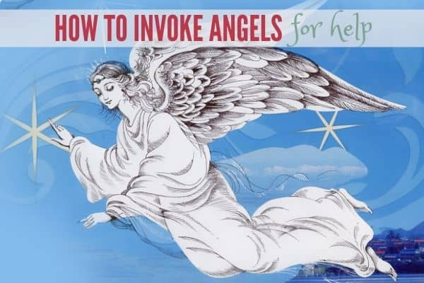 How to invoke Angels for help
