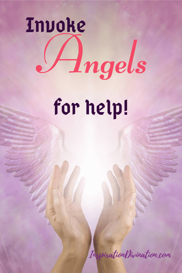 How to invoke Angels for help - Inspiration Divination