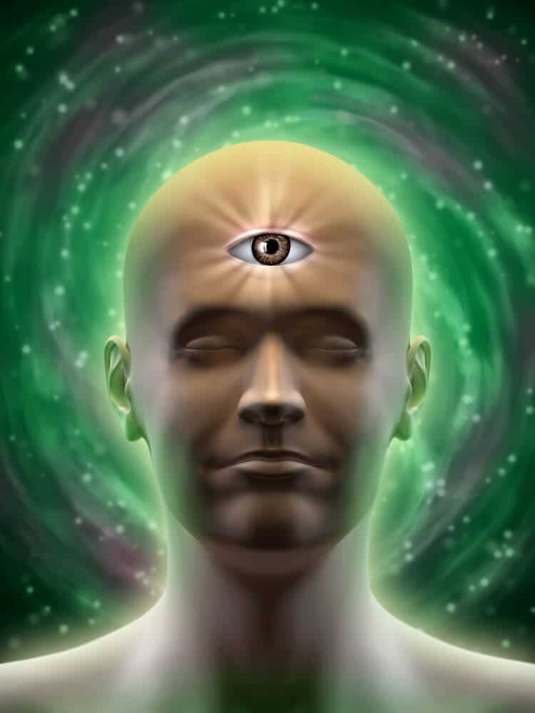 Psychic Abilities; Third Eye