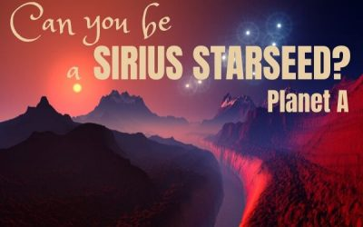 Can you be a Sirius Starseed (Sirius A)?