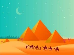 Many Sirius Starseeds have been used to live in ancient Egypt, and their hearts are drawn to Pyramids and Sphinxes.