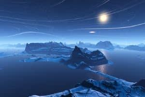 Sirius, the Blue Planet.
