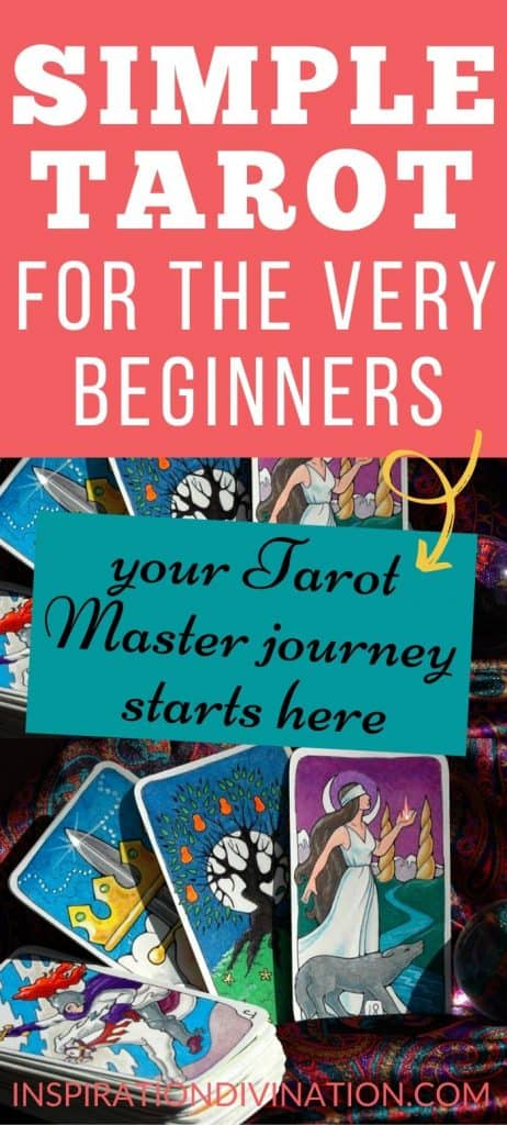 Simple Tarot for the very Beginners.